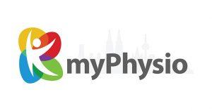 Logo der Physiotherapiepraxis MyPhysio Köln. Ein Partner von Till Zimmermann, deinem Gesundheitscoach in Köln