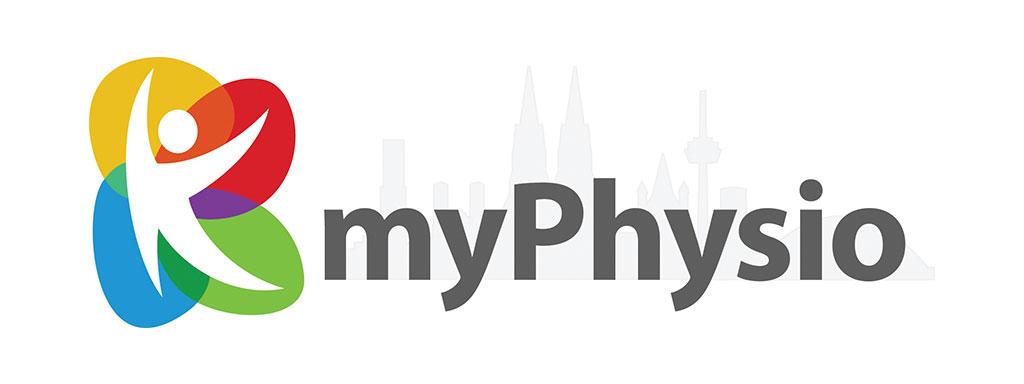 Logo von MyPhysio Köln. Ein Partner von Till Zimmermann, deinem Gesundheitscoach in Köln