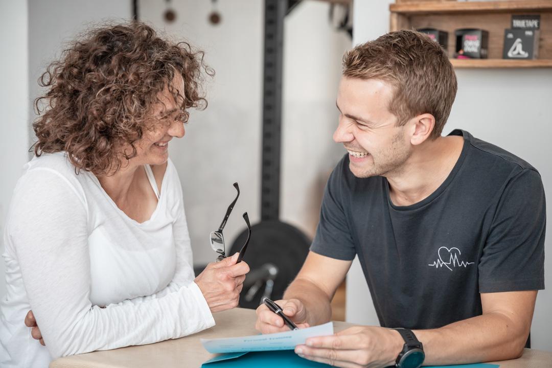 Abnehmen mit Personal Trainer | Till Zimmermann